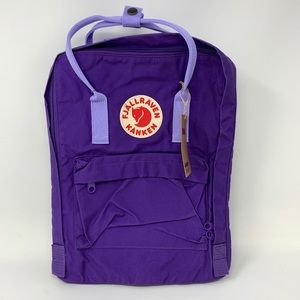 P9 Fjallraven Unisex Kanken Everyday Backpack -NWT